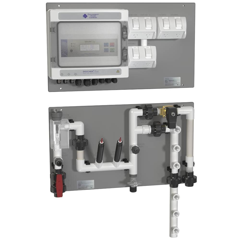Cooling-Tower-Dosing-Systems-DIGICHEM-Plus-ORP-via-chlorine-pump-DP-DCAPH-RXP-X/6S