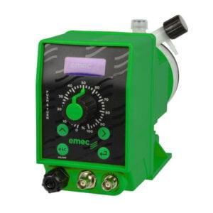 EMEC Solenoid Driven Dosing Pumps