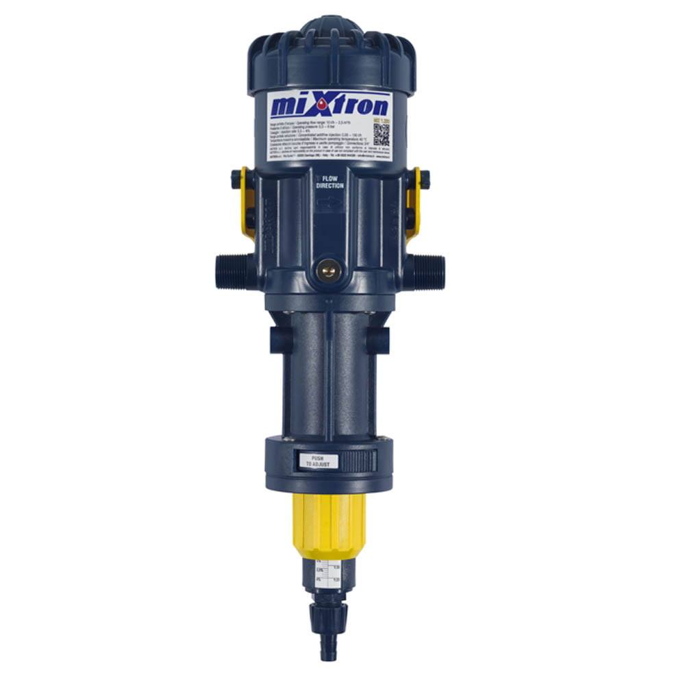 Water-Powered-Dosing-Pumps-MIXTRON-P054
