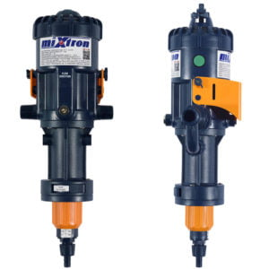MIXTRON Water Powered Dosing Pumps