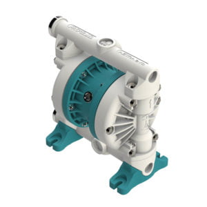 Chemical-dosing-pump-Argal-air-operated-double-diaphragm-pump-ARG-DDE-100