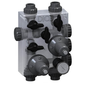 DICE Smart Chemical Dosing Modules