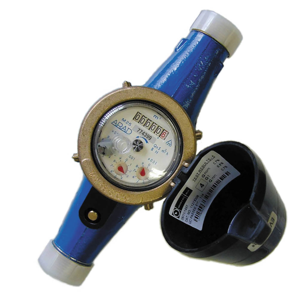 Cold Water Meters 15mm to 50mm - ARAD Multijet