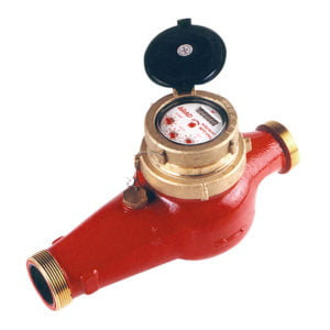 Hot Water Meters - ARAD Multijet Pulse