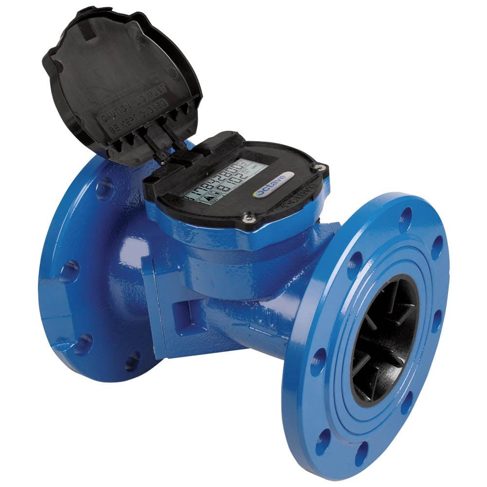 Ultrasonic Bulk Water Meters - ARAD Octave