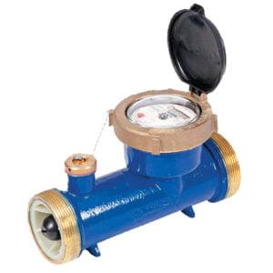 Solid Particle Resistant Water Meter - ARAD WMR