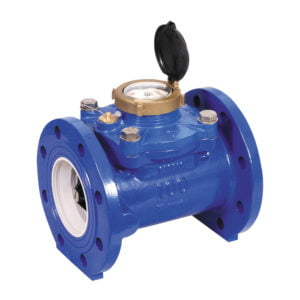 Woltman Silver Turbo Potable Water Meters - ARAD WST