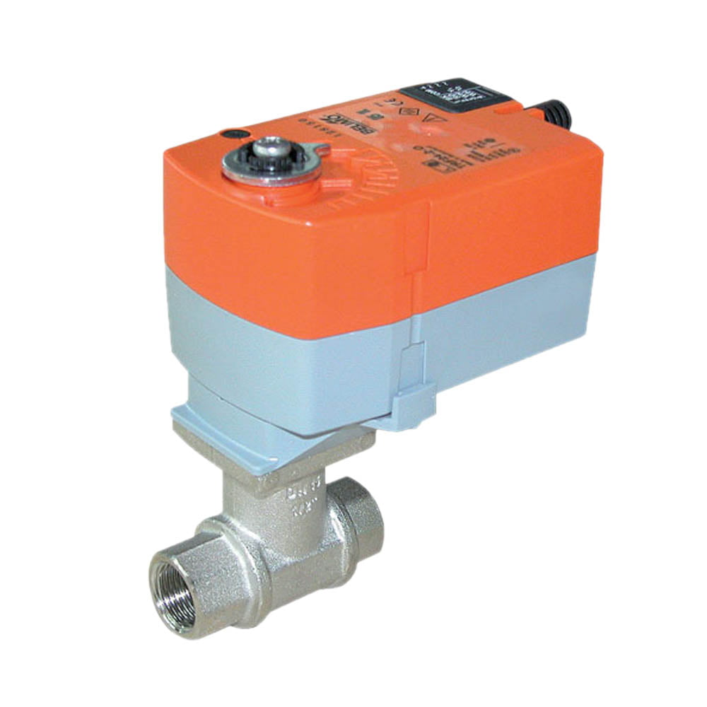 Belimo IP42 TRF230 Actuated Ball Valves (Spring Return)