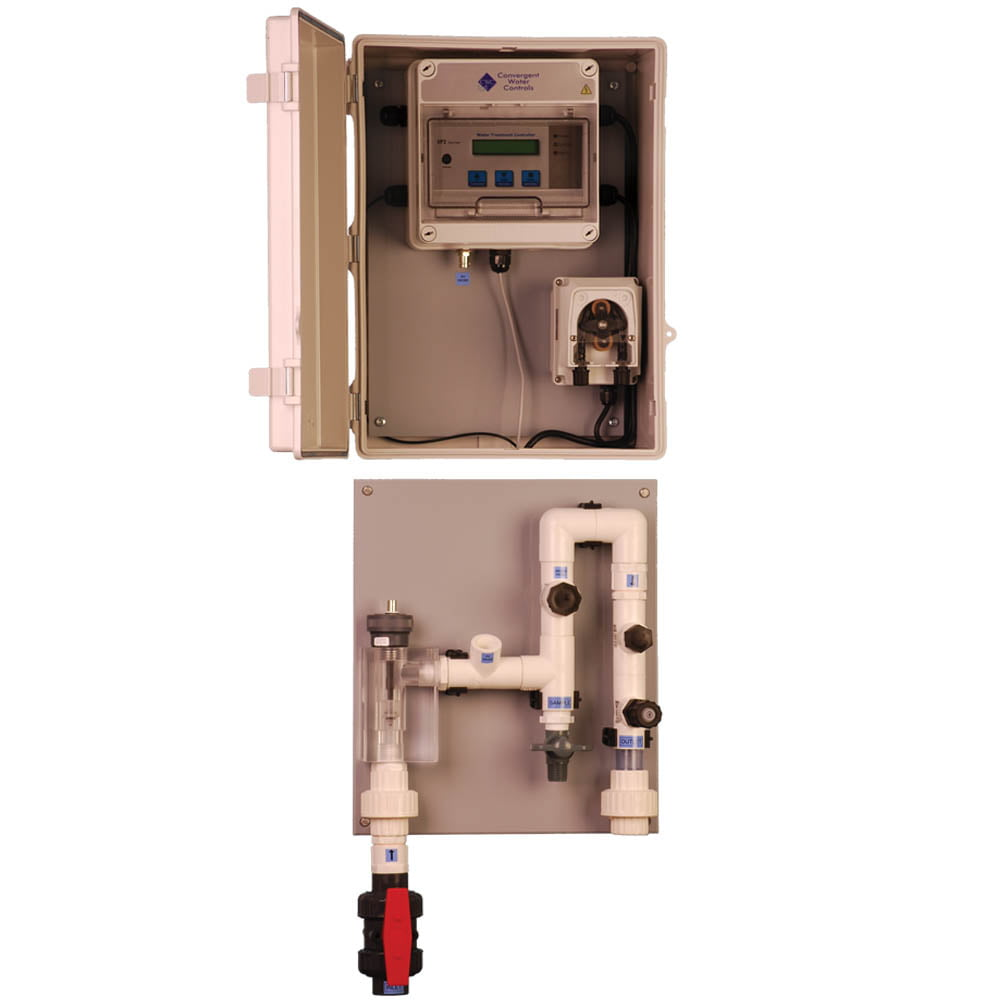 DCON-PH2-P-CABG pH Control System with Peristaltic Pump