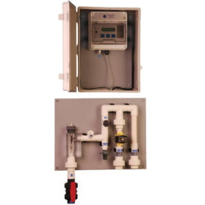 DCON-RX2-B-CABG ORP Control System w/ Solenoid Valve for Brom