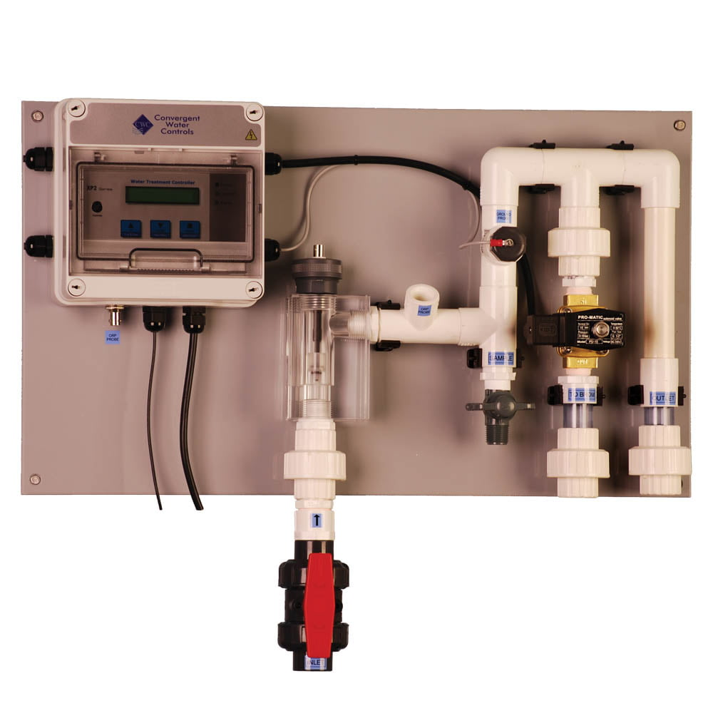 DCON-RX2-B ORP Control System with Solenoid Valve for Brominator