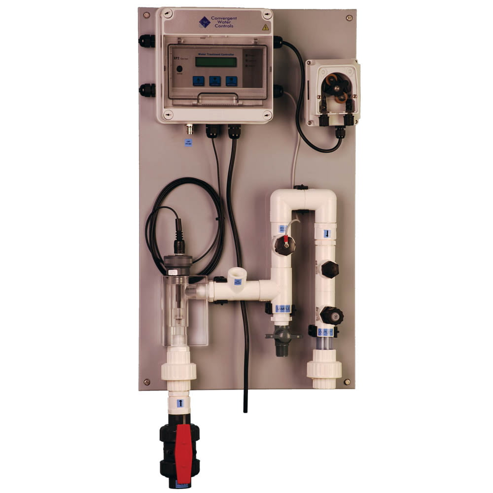 DCON-RX2-P ORP Control System with Peristaltic Pump