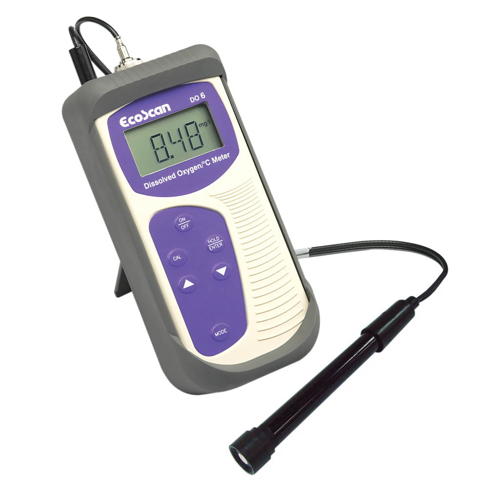 EC-D06/01 Portable Dissolved Oxygen Meter