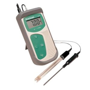 EC-PH6/02K EcoScan Portable pH/mV Meter