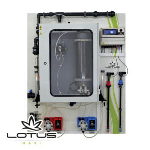 LOTUS MAXI CLO2 Generator (up to 1000 gr/hr)