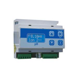 EMEC DIN DIG PH pH Transmitter/Controller