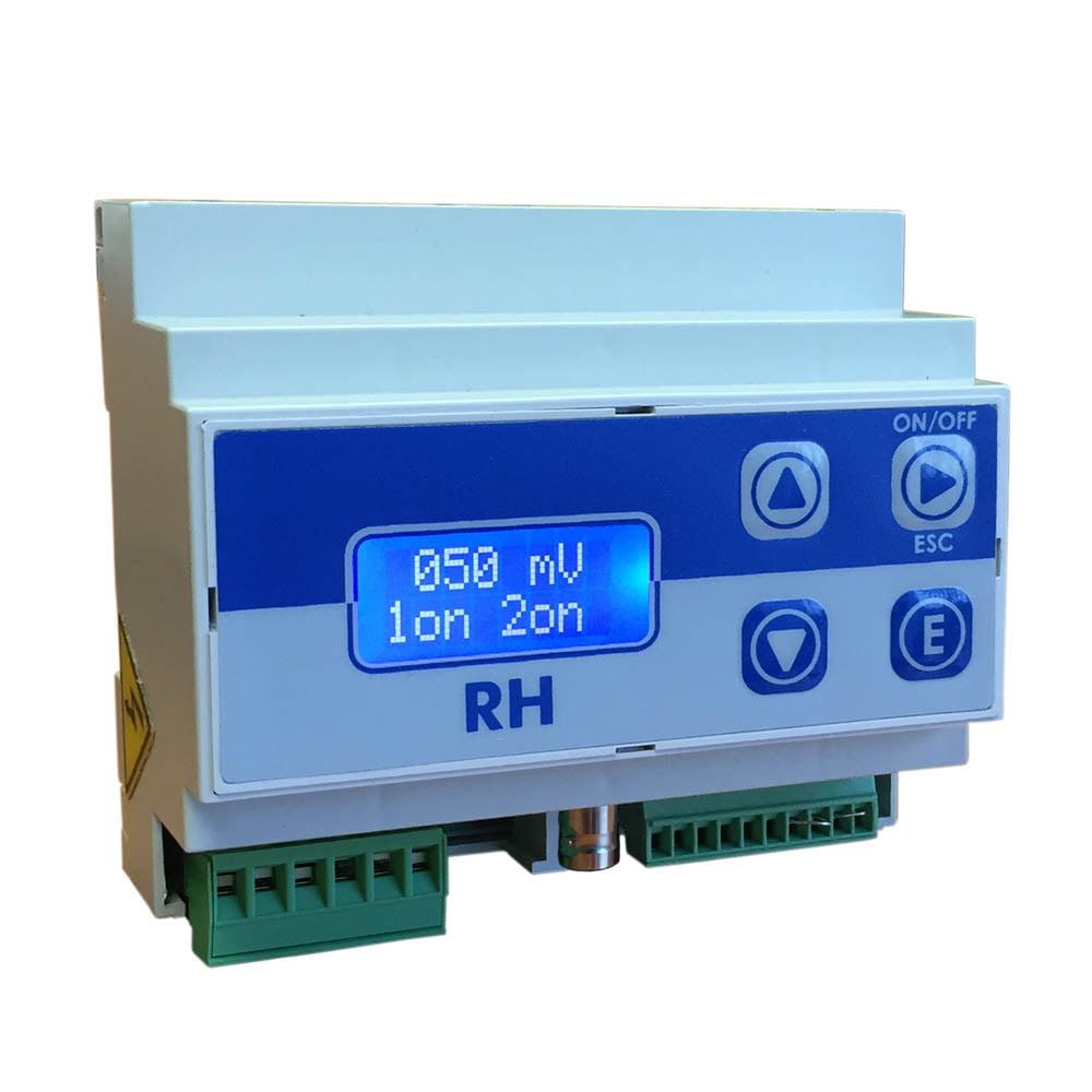 EMEC DIN DIG RH ORP Transmitter/Controller