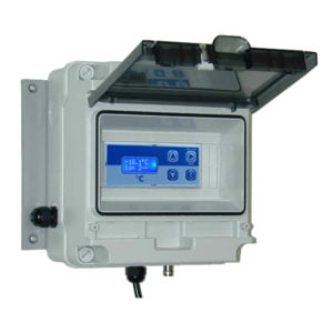 EMEC DIN TEMP/1G Temperature Transmitter/Controller IP65