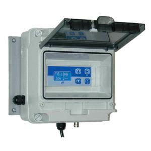 EMEC DIN PH/1G pH Transmitter/Controller IP65