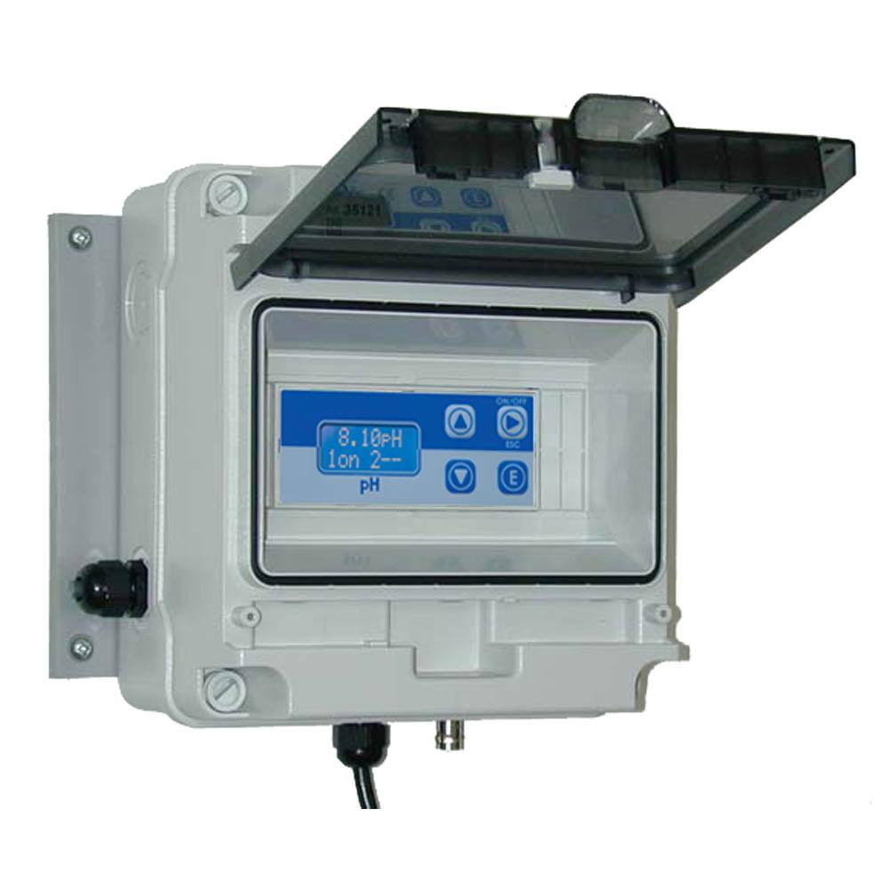 EMEC DIN PH/1G pH Transmitter/Controller IP55