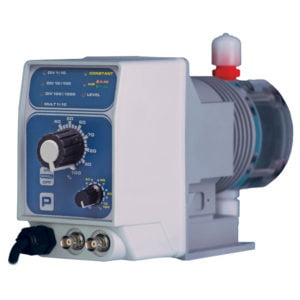 EMEC KAPLUS Chlorine Pump (Models from 1l/hr/18b to 7.5l/hr/5b) PMMA head