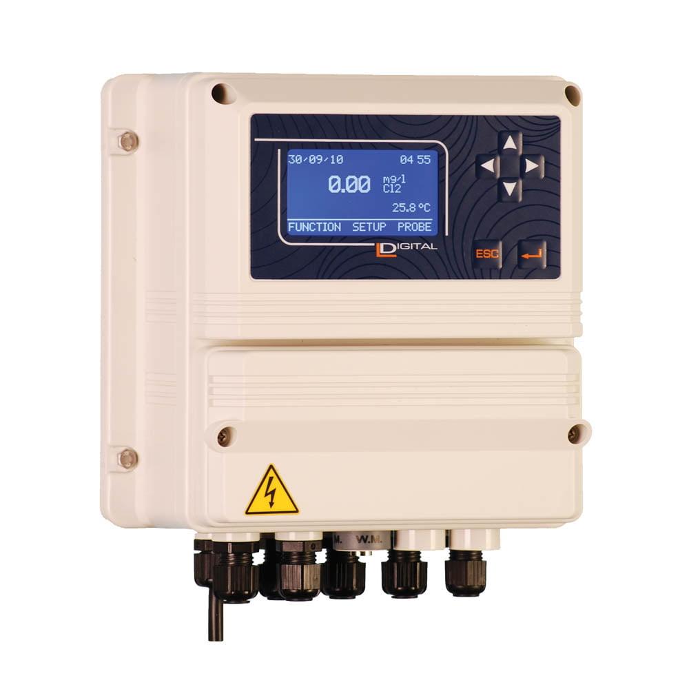 EMEC LDCL Chlorine / Chlorine Dioxide Controller