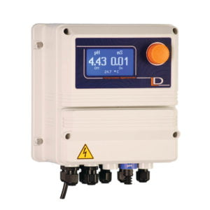 EMEC LDPHCDIND-mA Dual pH and Inductive Conductivity Controller