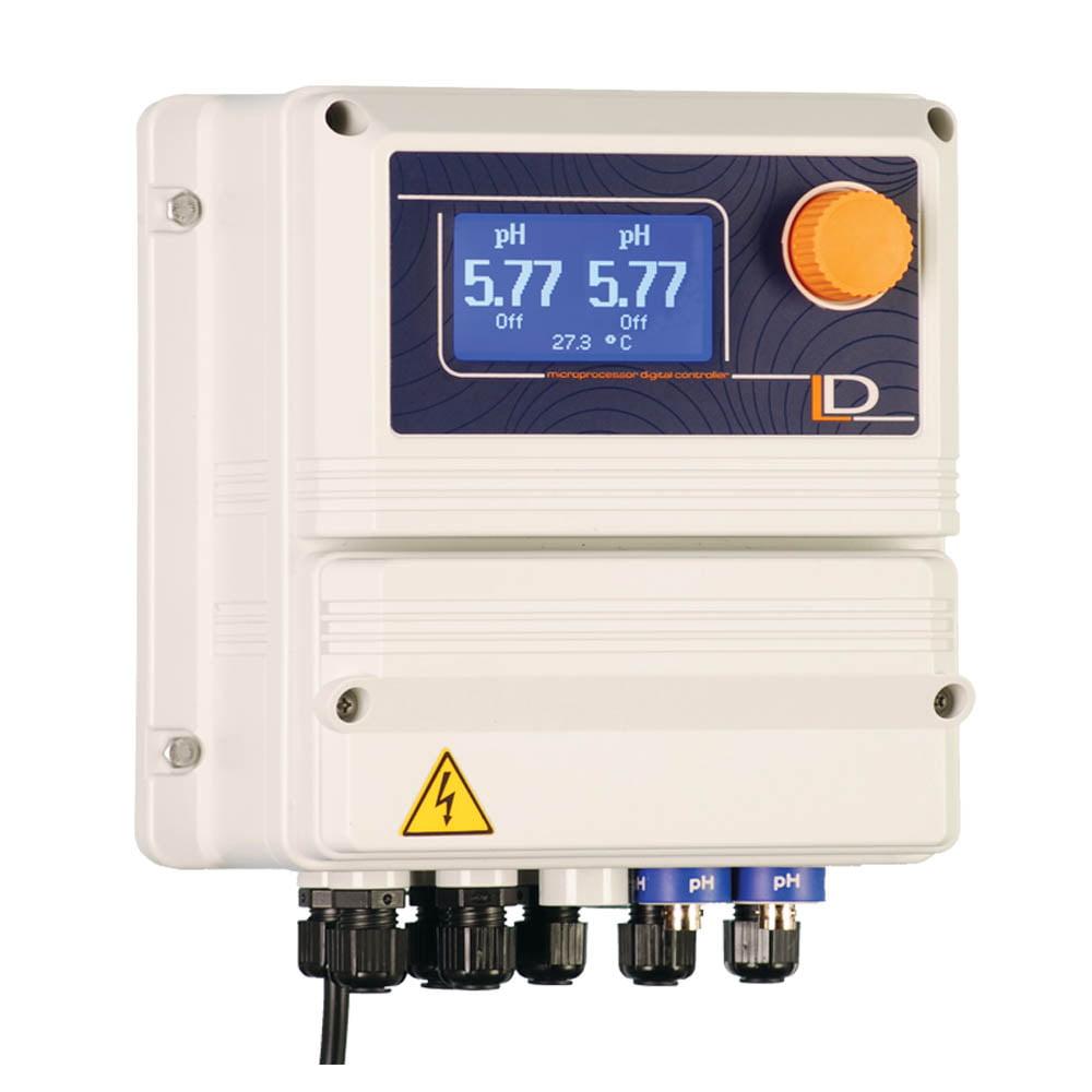 EMEC LDPHPH-mA Dual pH Controller