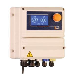 EMEC LDPHRH-mA Dual pH & ORP Controller