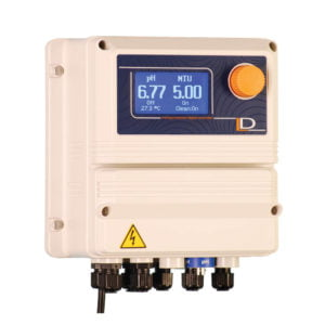 EMEC LDPHTORBH-mA DualpH Range Turbidity Controller 1