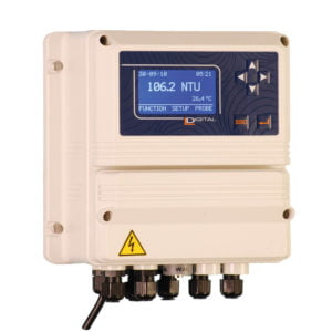 EMEC LDTORB Low Range Turbidity Controller
