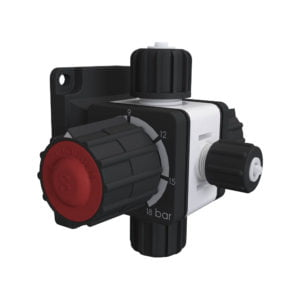 EMEC MFKTS Multi-Function Valve - Wall Mount
