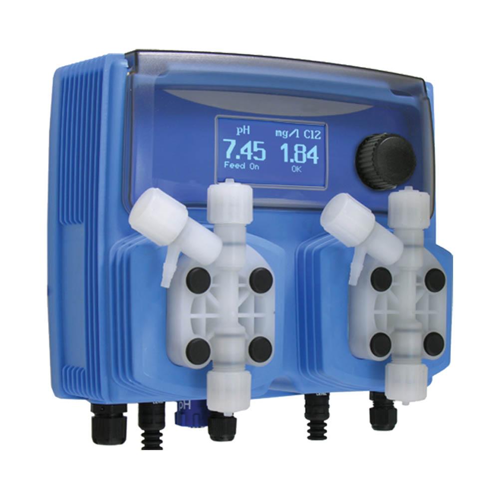 EMEC WDPHCL Pool Controller pH & Free Chlorine (7l/hr/3b)