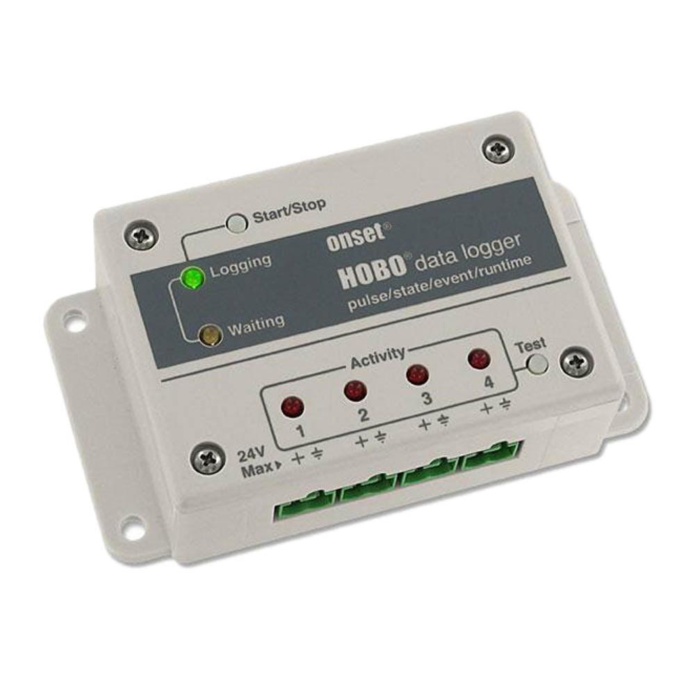HOBO UX120-017 Data Logger 4 Channel Pulse Input