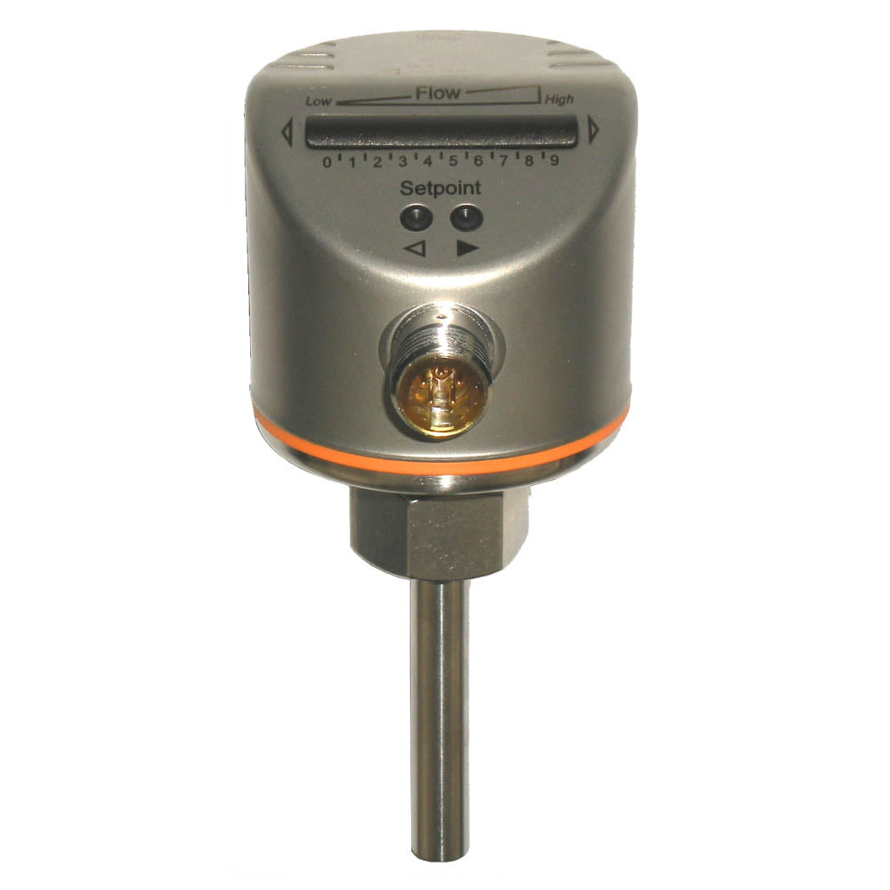 IFM SI5000 Non-Fouling Flow Switch 24VDC