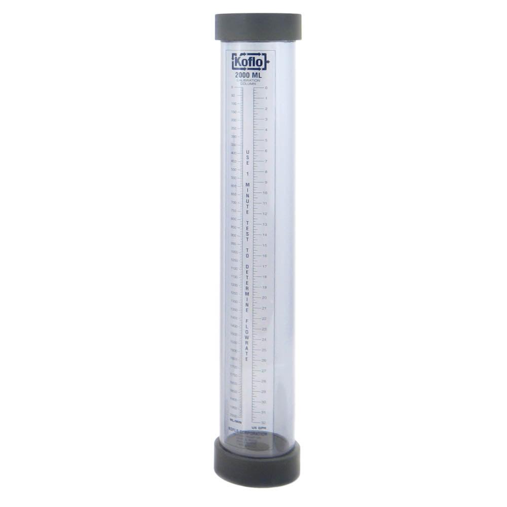 Calibration Column 2L - KOFLO-2000