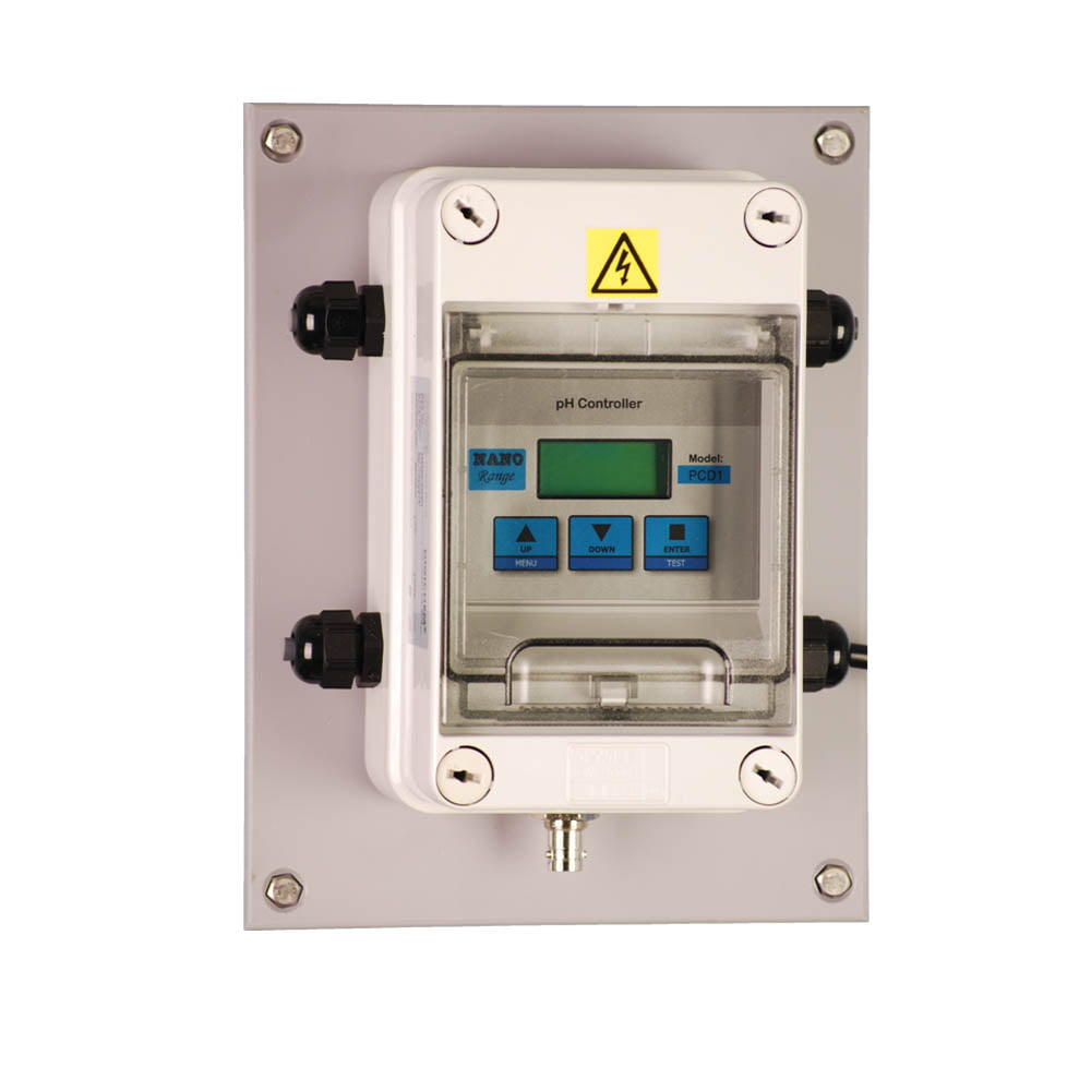 NANO-PCD1 ON/OFF Controller for pH