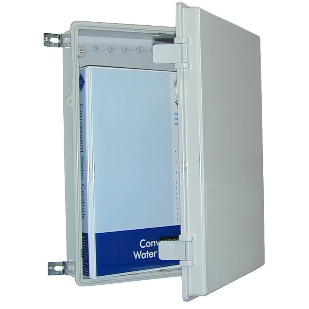 NE-AG-2939-S Hinged Plastic Cabinet 29x39x10cm