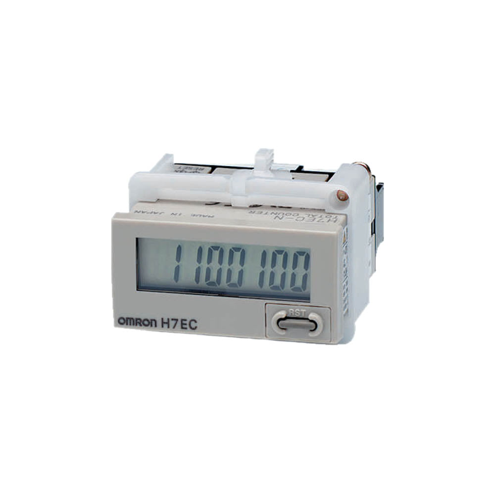 OMRON H7EC-N Digital Counter for Remote Readout of Water Volume