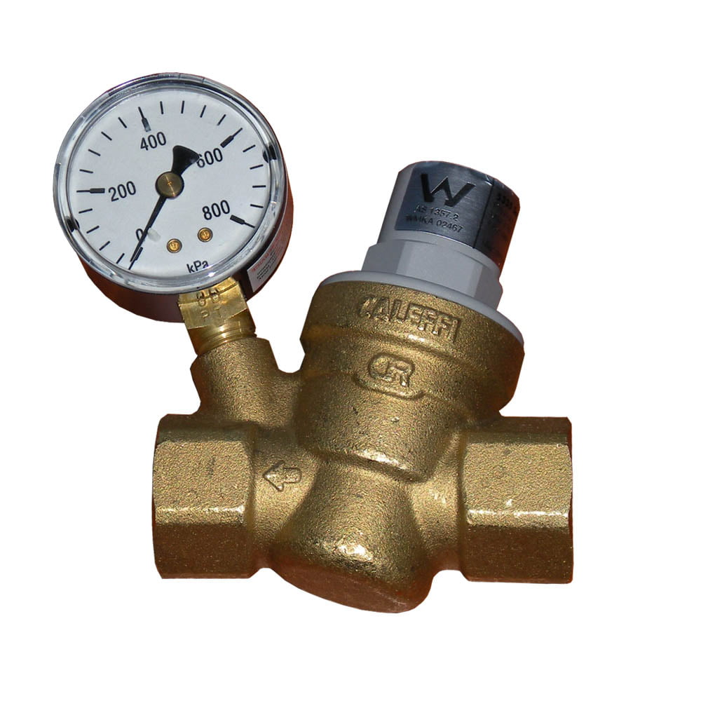 PRV-100-600-PG Pressure reducing valve 1/2 inch