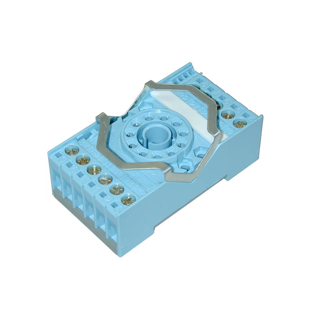 RE S3-B 11-Pin Base (DIN rail mount) to suit SC130 Liquid Level Relay