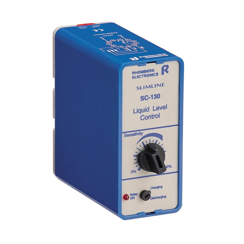 RE SC130 Liquid Level Relay (single or dual level) 1 C/O or 2 C/O