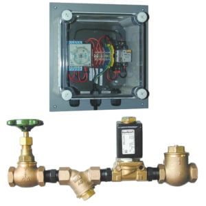 Boiler-Time-Based-Blowdown-Controller-&-Manifold-T200BB